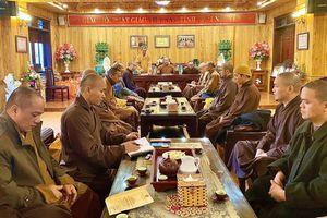 Các tỉnh thành tổng kết Phật sự năm 2019 : Phật giáo Thái Nguyên làm từ thiện 2,7 tỉ đồng