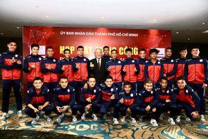 Dự giải vô địch Đông Nam Á, CLB TP.HCM hướng tới kỷ lục chưa từng có