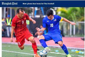 Báo Thái tổng kết 'một năm bóng đá... buồn'