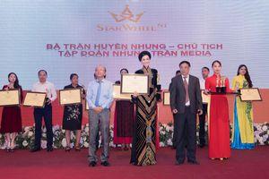 Doanh nhân Trần Huyền Nhung khởi nghiệp từ bàn tay trắng