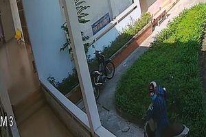 Long An: Thanh niên vào Trung tâm Văn hóa huyện trộm xe