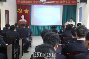 Hải quan Hà Nam Ninh thu ngân sách vượt 24,95% dự toán