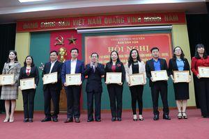 Thái Nguyên: Tổng kết 10 năm phong trào thi đua 'Dân vận khéo'