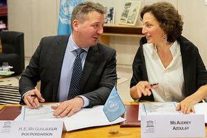 UNESCO và Iceland lập Trung tâm quốc tế về Phát triển năng lực