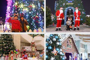 'Mục sở thị' không khí Giáng sinh đặc biệt tại chuỗi resort 5 sao từ Bắc vào Nam