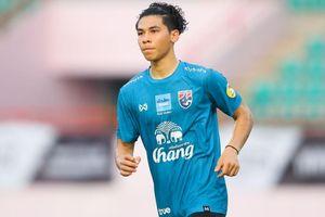 Ben Davis: Tiền đạo mang đẳng cấp Ngoại hạng Anh của U23 Thái Lan
