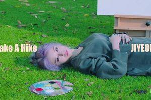 Jiyeon (T-ara) chính thức comeback với 'Take A Hike': Fan đã chờ đợi khoảnh khắc này 5 năm rồi