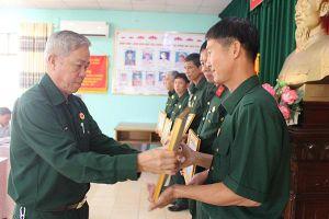 Hội Cựu chiến binh tỉnh phấn đấu thực hiện tốt các nội dung thi đua năm 2020