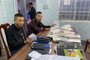Từ Hải Phòng vào Đắk Lắk cho vay nợ, lãi suất gần 240%