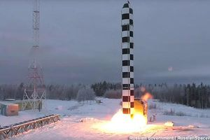 Nga sẽ hoàn tất việc thử nghiệm tên lửa Sarmat mới vào năm 2021