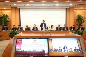 Hà Nội: Rút ngắn thời gian giải quyết thủ tục hành chính, tạo thuận lợi cho người dân, doanh nghiệp
