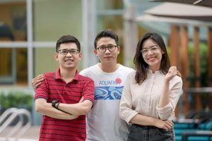 Thế hệ trẻ bước chân vào công sở với tinh thần 'Grow - Win – Enjoy'