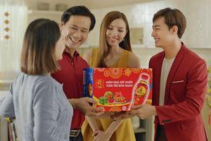 Xu hướng tặng đồ uống làm quà Tết của giới trẻ Việt