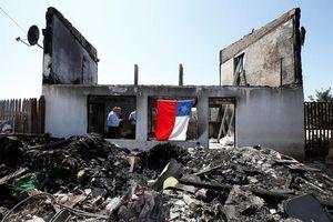 700 người mất nhà ở sau đám cháy rừng tại Chile