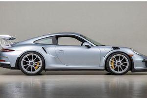 Porsche 911 GT3 RS 2016 'hàng độc' của Jerry Seinfield rao bán
