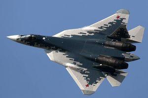 Không quân Nga sắp đón nhận hàng loạt chiến đấu cơ tối tân Su-57