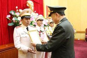 Giám đốc Công an Hải Phòng được phong hàm Thiếu tướng