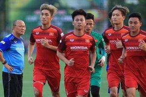 'HLV Park Hang-seo sẽ dùng đấu pháp lạ đưa các cầu thủ trở về mặt đất trước U23 châu Á'