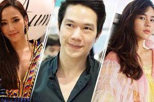 5 màn đổi người yêu chấn động showbiz Thái: Mario Maurer và tài tử 'Tình yêu không có lỗi' chưa sốc bằng 'mợ chảnh'