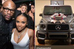 Mayweather tặng quà 'khủng' cho con gái dịp Giáng Sinh
