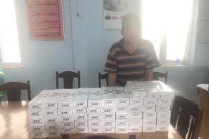 Đà Nẵng: Liên tiếp phát hiện 3 vụ xe chở hàng không nguồn gốc xuất xứ