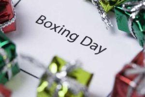 Boxing Day: Doanh thu bán lẻ tại Anh thấp nhất trong 10 năm