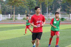 Công Phượng ra mắt CLB TP.HCM ở trận gặp CLB Hàn Quốc?