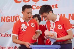 Hội thi 'Người cha trách nhiệm' tại Quảng Ninh