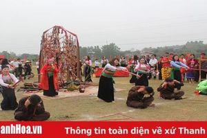Huyện Ngọc Lặc quan tâm truyền dạy văn hóa truyền thống