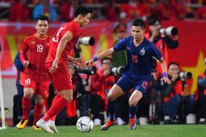 Bóng đá Thái Lan bị ám ảnh bởi Việt Nam