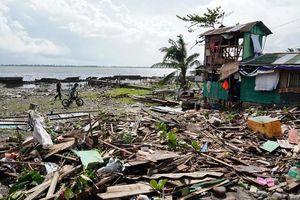 Bão Phanfone đổ bộ Philippines, ít nhất 24 người thiệt mạng