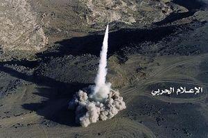 Saudi thiệt hại nặng khi dính đòn tên lửa siêu thanh