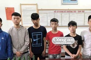 Truy xét nhóm thanh thiếu niên gây rối đánhh nhau