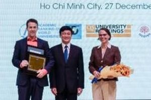 3 nhà khoa học được trao giải thưởng TDTU Prize 2019
