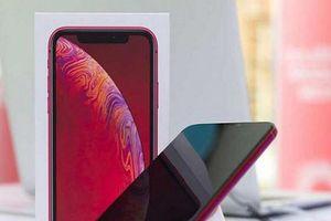 iPhone XR là smartphone bán chạy nhất trong quý 3/2019