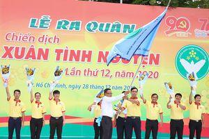 TP.HCM: Khai mạc chiến dịch 'Xuân tình nguyện' lần thứ XII-2020