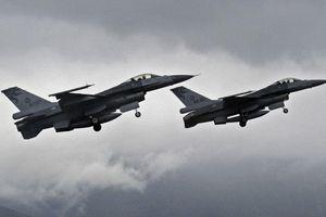 Lockheed Martin nâng cấp máy bay chiến đấu F-16 cho không quân Hy Lạp