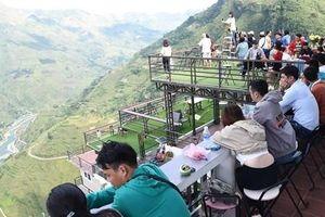 Nhà nghỉ Mã Pì Lèng Panorama bất ngờ hoạt động trở lại