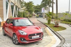 Đánh giá chi tiết xe Suzuki Swift 2020 giá 500-600 triệu đồng