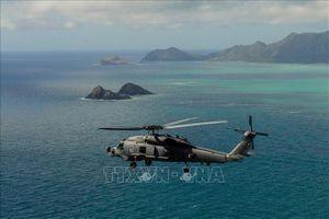 Tìm thấy thi thể của 6 nạn nhân trong vụ rơi trực thăng ở Hawaii, Mỹ