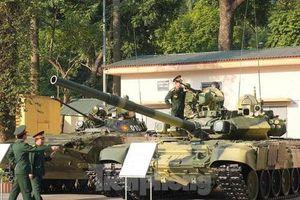 Khám phá xe chiến đấu bộ binh vừa chính thức lộ diện của Việt Nam