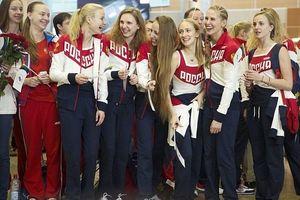 Nga phản đối các lệnh trừng phạt của WADA