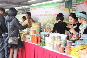 Hàng nông sản, đặc sản tỉnh Yên Bái có mặt tại Hà Nội