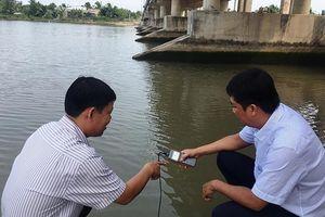 Hơn 1,8 triệu héc-ta khu vực đồng bằng sông Cửu Long bị mặn xâm nhập