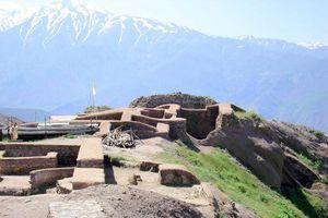 Tàn tích 'lâu đài sát thủ' Alamut
