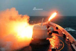 Thực chiến non nớt nhưng hạm đội Trung Quốc này lại có trang bị đáng gờm