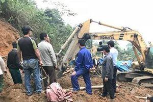 Đi làm quặng, một người đàn ông ở Nghệ An gặp nạn tử vong