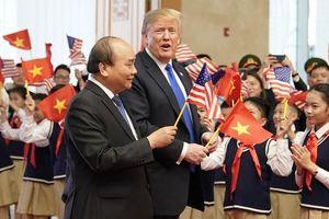 Những chuyến thăm Việt Nam của lãnh đạo các nước trong năm 2019