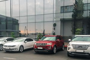 Hertz - thương hiệu cho thuê xe được nhiều tập đoàn lớn lựa chọn