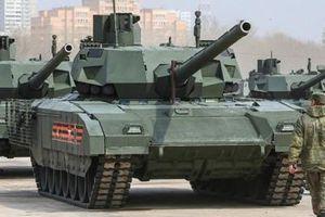 T-14 Armata bị chậm tiến độ